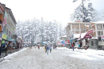 MOST STUNNING PLACES FOR WINTER VACATIONS IN MANALI
