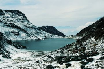 MOST STUNNING PLACES FOR WINTER VACATIONS IN TSOMGO LAKE