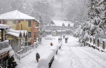 MOST STUNNING PLACES FOR WINTER VACATIONS IN DALHOUSIE