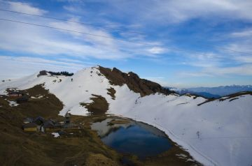 MOST STUNNING PLACES FOR WINTER VACATIONS IN PRASHAR LAKE