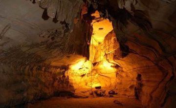 TAKE A TOUR OF INDIAS SECOND LONGEST BELUM CAVES AT KURNOOL