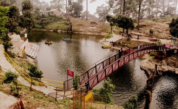 ENJOY BOAT RIDES IN BHULLA LAKE LANSDOWNE