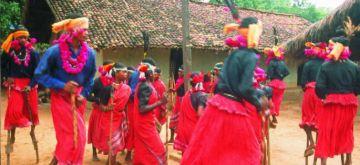 FAMOUS FESTIVALS OF INDIA MADAI FESTIVAL CHHATTISGARH