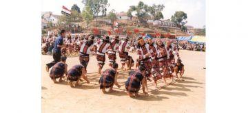 FAMOUS FESTIVALS OF INDIA MIM KUT FESTIVAL MIZORAM