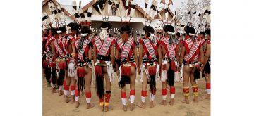 FAMOUS FESTIVALS OF INDIA SEKRENYI FESTIVAL NAGALAND