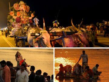 FAMOUS FESTIVALS OF INDIA GANESH CHATURTHI ELEVEN DAYS OF PAMPERING LORD GANESHA