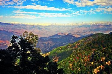 DALHOUSIE WITNESS THE OLD WORLD CHARM OF VICTORIAN ARCHITECTURE