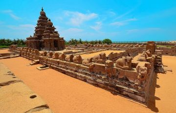 MAHABALIPURAM AN EPITOME OF ART AND ARCHITECTURE