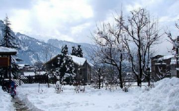 MANALI ONE OF THE MOST FAMOUS HILL STATIONS IN INDIA