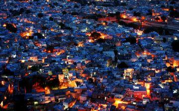 JODHPUR THE CITY THAT BLEEDS BLUE