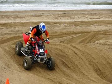 QUAD BIKING POPULAR ADVENTURE SPORTS ACTIVITIES  IN GOA