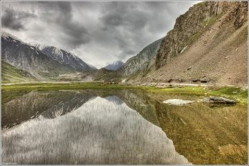EXPERIENCE THE FROSTY DRASS MARKHA VALLEY