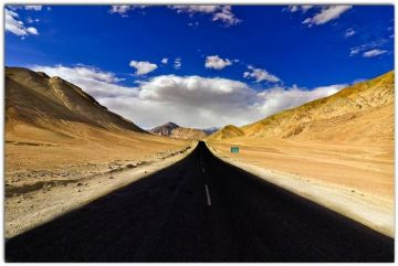 MAGNETIC HILL THE MAGICAL MOUNTAINS OF LADAKH