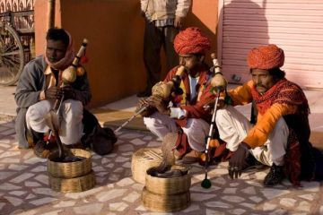 THE UTTERLY CHARMING TRIBE THE VADI TRIBE GUJARAT