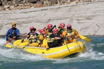 BEST ADVENTURE ACTIVITIES TO DO IN WHITE WATER RAFTING IN SUBANSIRI