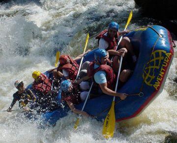 BEST ADVENTURE ACTIVITIES TO DO WHITE WATER RAFTING IN KULLU