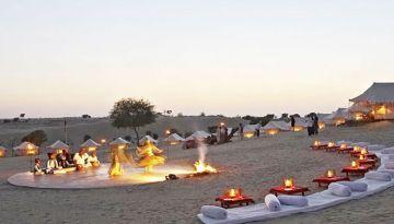 DESERT CAMPING IN JODHPUR