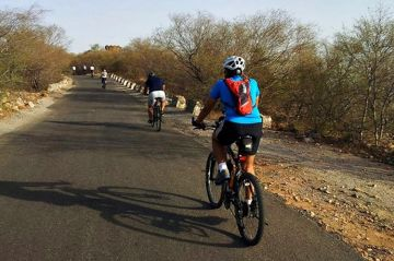 CYCLING TOURS IN JAIPUR