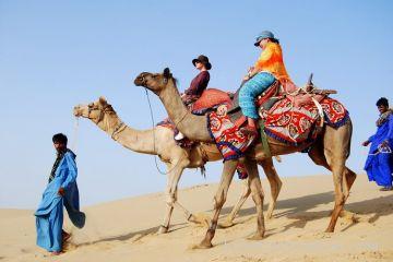 CAMEL SAFARIS IN JAISALMER