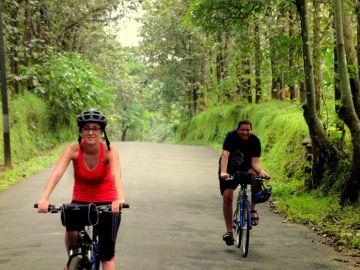 CYCLING TOUR IN KADUMBADI