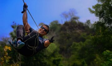 BEST ADVENTURE ACTIVITIES TO DO FLYING FOX IN KIKAR