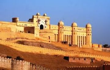 Desert With Palace & Fort Tour