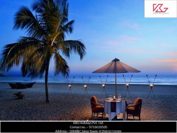 Goa Leisure Trip