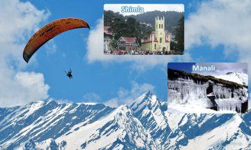 Charming Shimla & Manali 5 Nights 6 Days