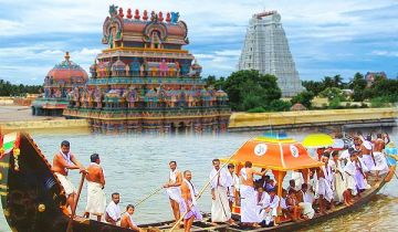 Great Tamil Nadu Tour 7 Night 8 Days