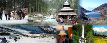 Manali Chandigarh Amritsar 5 Night 6 Days