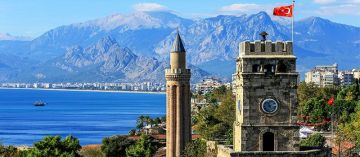 EXCITEMENTS OF TURKEY