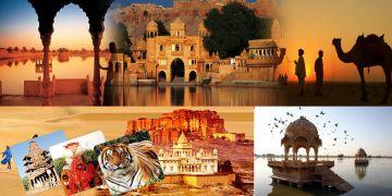Jaipur Jodhpur Udaipur 6 Night 7 Days