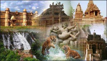 Madhya Pradesh 8 Night 9 Days