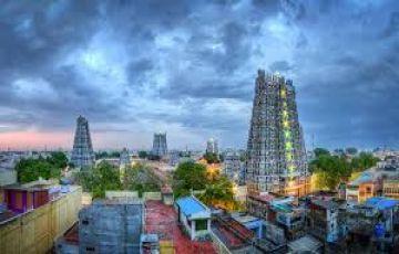 5 Days 4  Nights Madurai package With Rameshwaram,Kanyakumari
