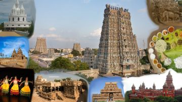 Pondicherry Madurai Kanyakumari Rameshwaram Chennai 6 Night 7 Days