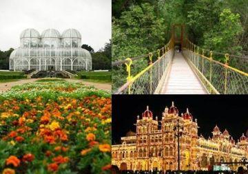 Mysore Coorg 3 Night 4 Days