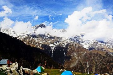 Triund Mcleodganj Trip