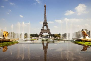 Paris and London Tour Package.