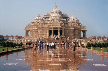 Tour to Golden Triangle in 6 Days 5Nights