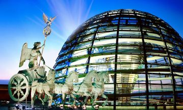 HOLIDAY IN EUROPE  2N-Berlin and 2N-Prague