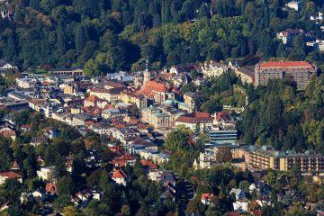 Baden Baden Holiday - Unexpected Natural German Beauty