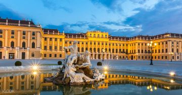 Europe Tour Package; Prague Vienna & Budapest - 2N EACH