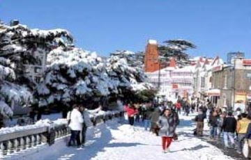 SHIMLA 3 DAYS PACKAGE FORM DELHI