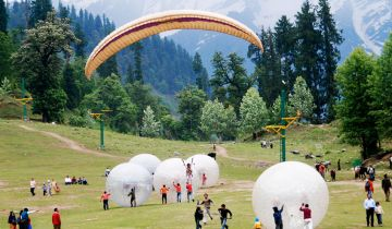 KULLU MANALI 3 DAYS PACKAGE FROM DELHI