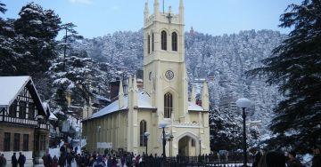 Beauty Of Shimla