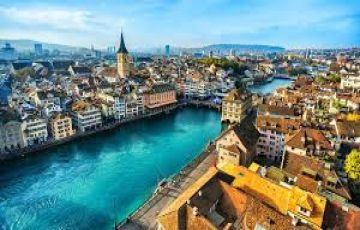 Italy  To Switzerland Tour Package.