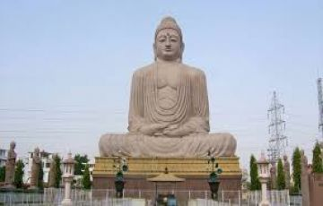 GOLDEN TRAINGLE OF BUDDHIST TOUR PACKAGE