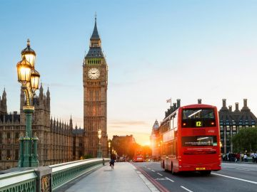 London 5 Days Tour All Inclusive