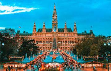 6 Days Prague to Vienna