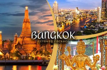 Amazing Bangkok Holiday Tour Package
